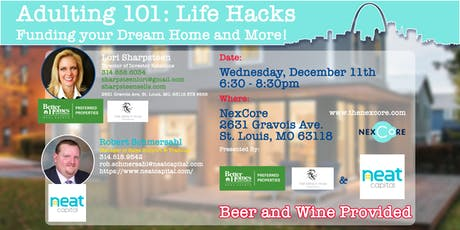 Adulting 101: Funding your Dream Home and More! tickets