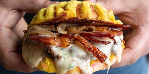 Concha Burger Pop-up