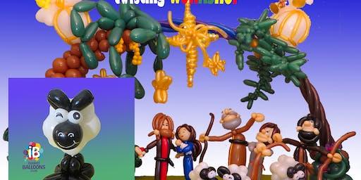 Nativity Balloon Workshop