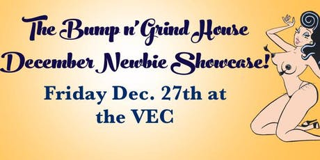 December Newbie Showcase! tickets