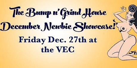 December Newbie Showcase! tickets