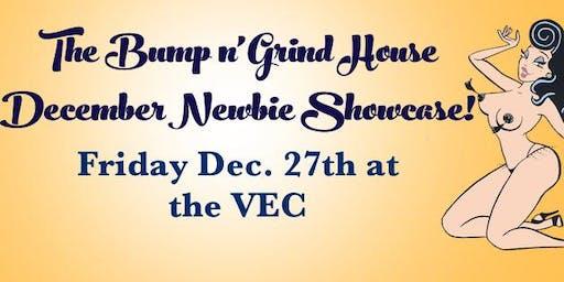 December Newbie Showcase!