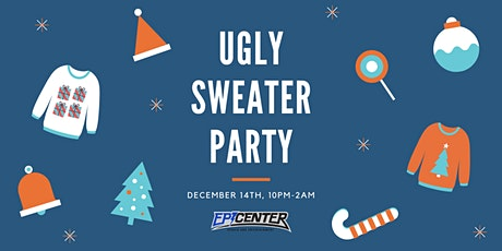 Ugly Sweater Party - Epicenter tickets