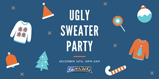 Ugly Sweater Party - Epicenter