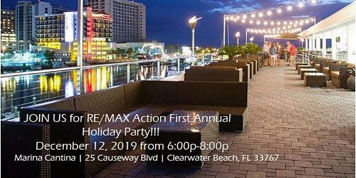 RE/MAX Action First  HOLIDAY PARTY!!