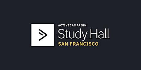 ActiveCampaign Study Hall   San Francisco tickets