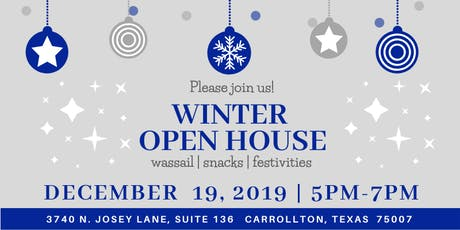 Winter Open House for Texas House District 65 tickets
