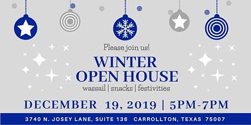 Winter Open House for Texas House District 65