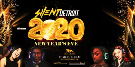"Urban Fêtes: SILENT ""NYE 2020"" PARTY DETROIT tickets"