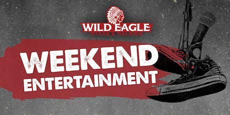 Billy Likes Soda at Wild Eagle Steak & Saloon tickets