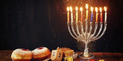 Community Chanukah Celebration חנוקהילתי