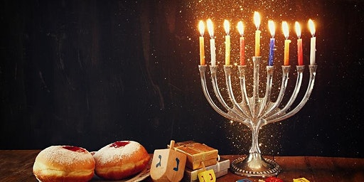 Community Chanukah Celebration חנוקהילתי