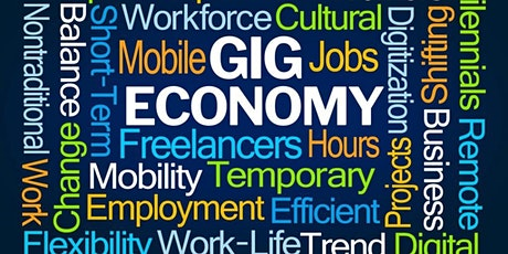 The Alternate Workforce: Thriving And Surviving in the Gig Economy - Gateway Partners Project Panel 2020 tickets