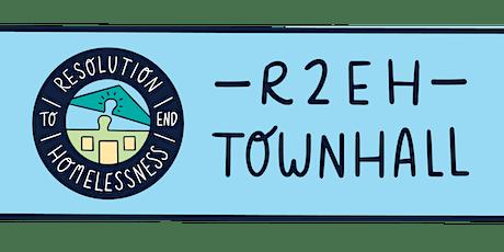 December  R2EH TownHall tickets