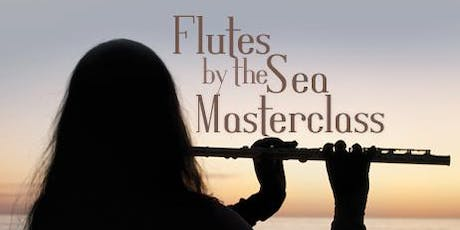 Flutes by the Sea Masterclass & Festival tickets