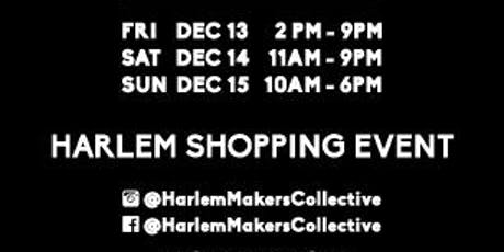 Harlem Makers Collective December Event tickets