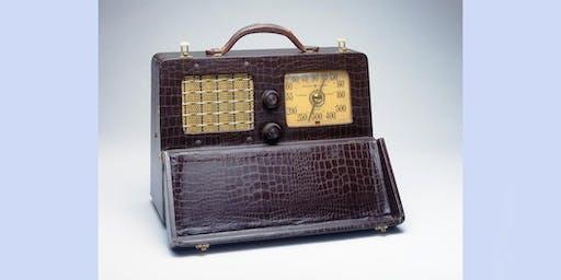 History Hunters: Radio Days (Ages 10-13)