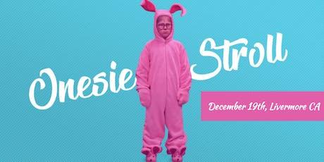 Onesie Stroll tickets