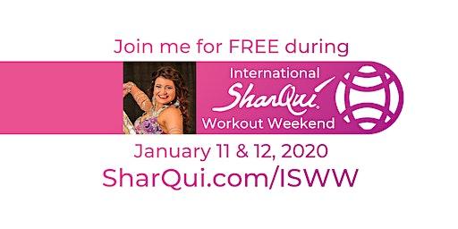 International SharQui Workout Weekend With Laylianah