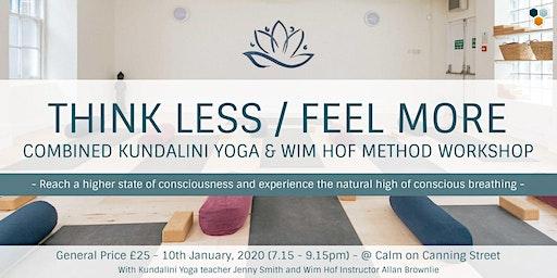 Kundalini Yoga and Wim Hof Method Workshop
