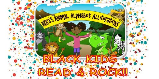 Black Kids Read & Rock!