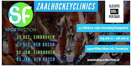 Zaalhockeyclinic | 27-12-2019 | SCC De Schans (Den Bosch) tickets