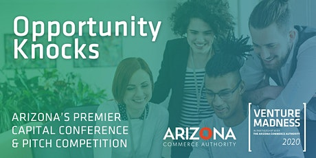 Venture Madness Conference presented by Invest Southwest, in partnership with Arizona Commerce Authority tickets