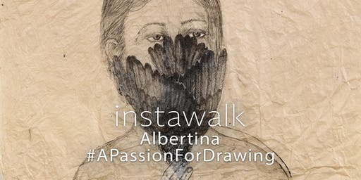 Instawalk -  Albertina - #APassionForDrawing