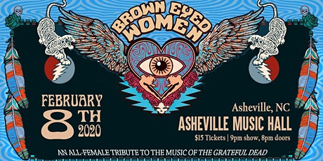 Brown Eyed Women w/  Sparkling Clover | Asheville Music Hall tickets