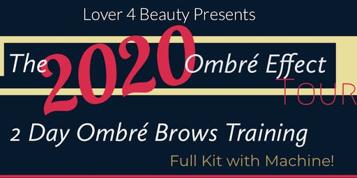 2020 Ombre' Brows Training (Detroit, MI)