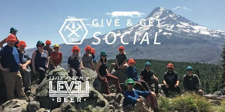 Trailkeeper's Give & Get Social 2019 tickets