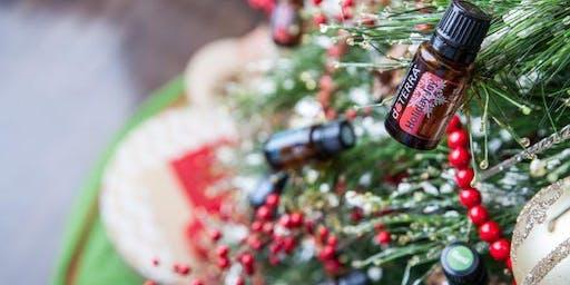 doTERRA Holiday Gift Make & Take