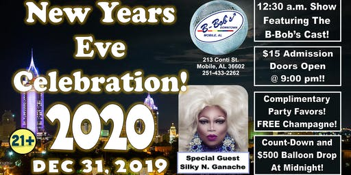 New Years Eve Celebration at B-Bob's!
