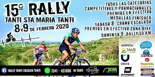 Rally Tanti - Cosquin - Tanti