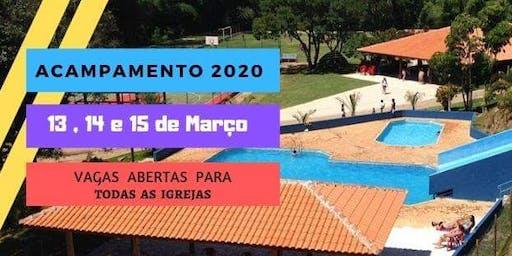 Acampamento 2020 Igreja MJCV