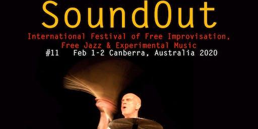 SoundOut festival 2020