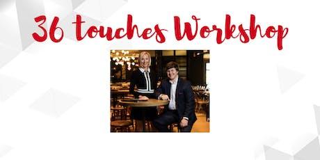 36 Touch Workshop tickets