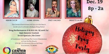 HoliGAY Drag Party tickets
