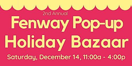 Fenway Pop-up Holiday Bazaar tickets