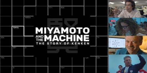 Documentary Film Screening - Miyamoto and The Machine: The Story of KenKen®
