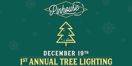 The First Annual Tree Lighting tickets