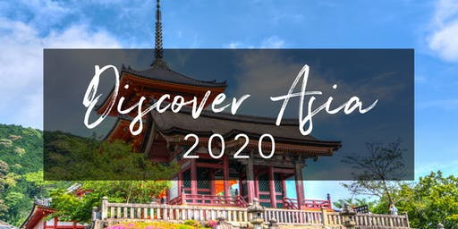 Biggest Travel Special for 2020 - Asian Touring with Wendy Wu Tours (Glendale)