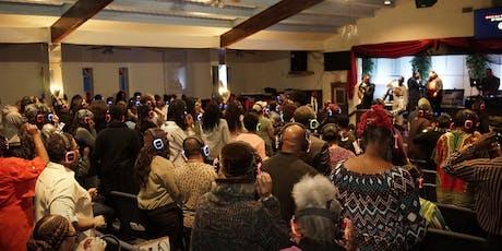 "MILLENNIUM AGE HOST: SILENT CHURCH SERVICE ""TOY DRIVE"" EDITION tickets"