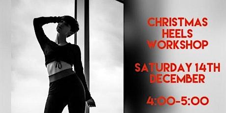 Christmas Heels Workshop tickets