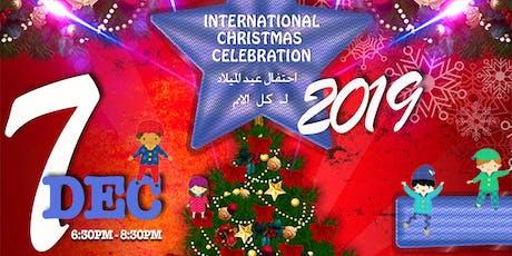 Joy To the World International Christmas Celebration for Refugees tickets