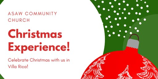 ASAW Community Church Christmas Experience!