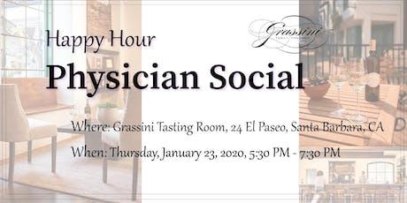 Santa Barbara Physician Social 1.23.20 tickets