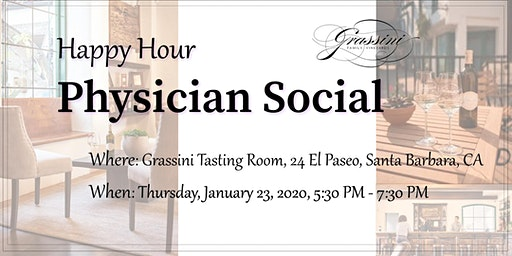 Santa Barbara Physician Social 1.23.20