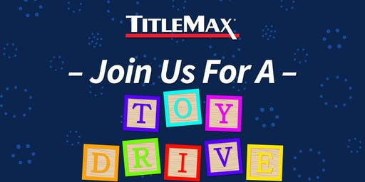 Toy Drive Party