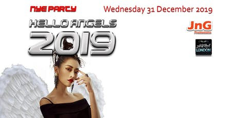 New Years Eve Party - Hello Angels tickets